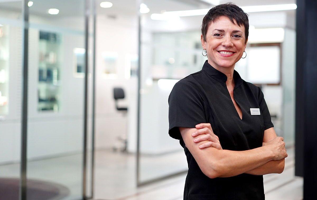 Marian Tercero: Técnico de Estética especialista corporal
