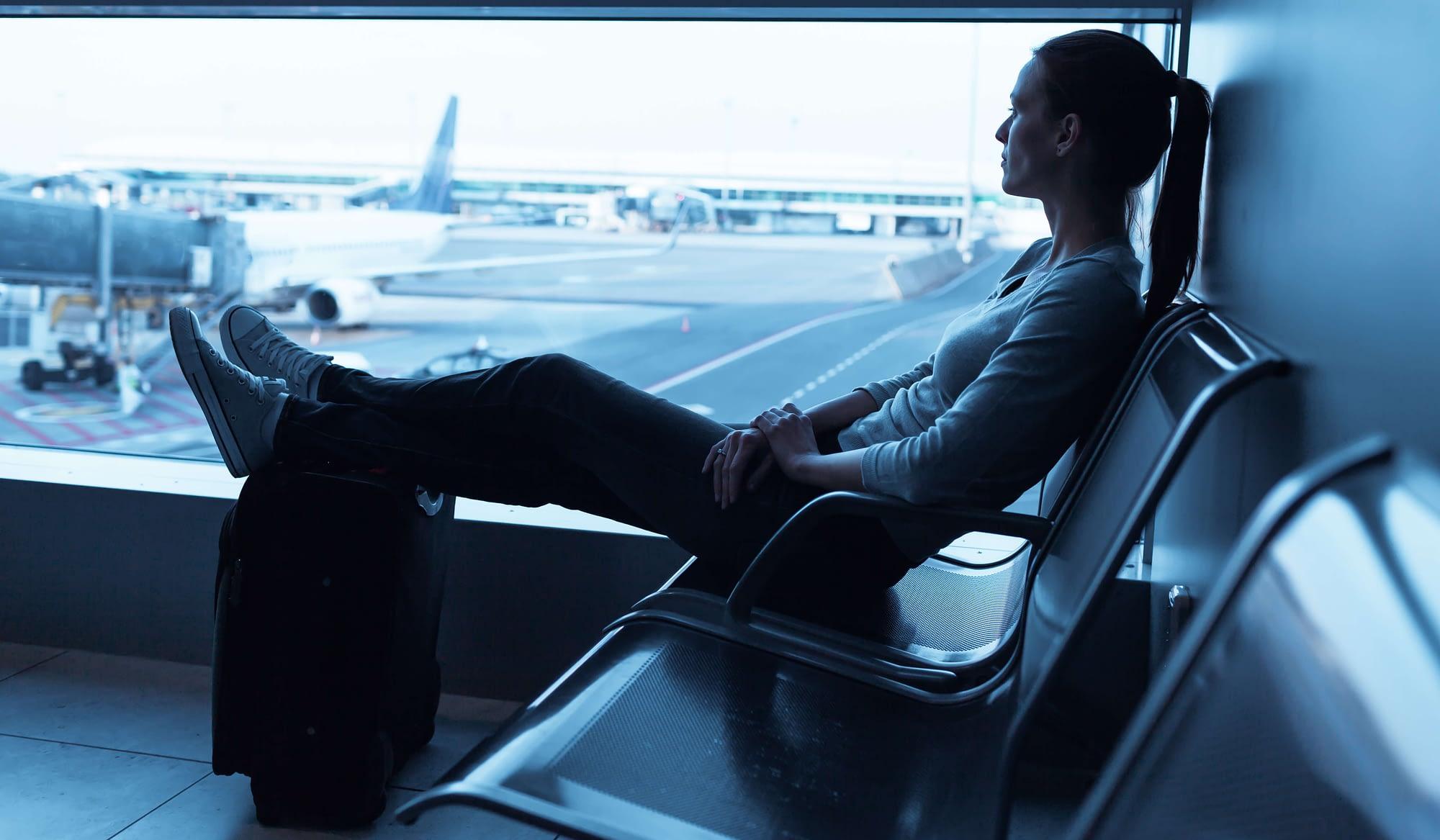 trucos para cuidarte en el avión